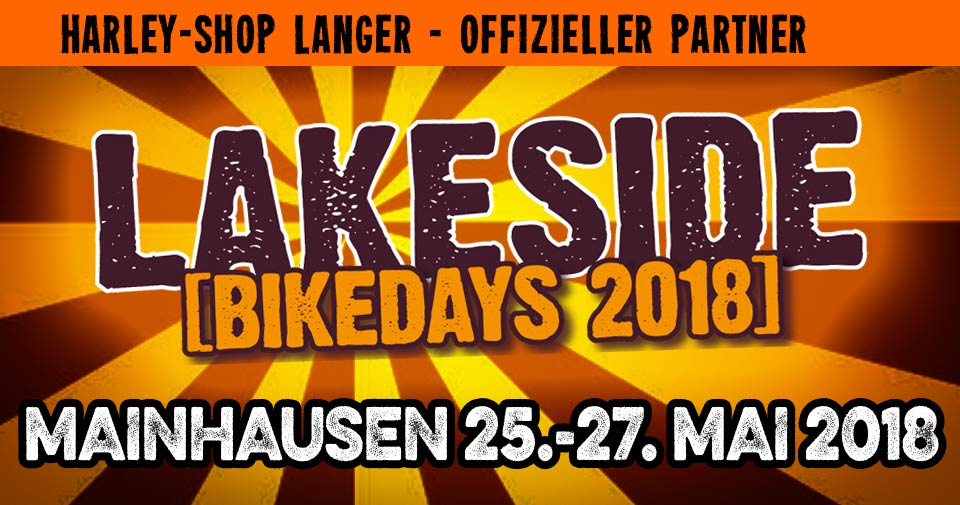 Harley on Tour - Lakeside Bikedays