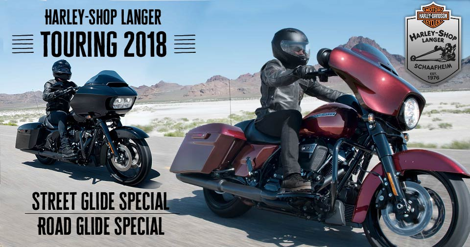 Touring 2018 | Harley Shop Langer