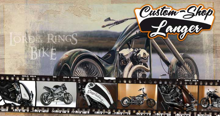 Umbauten durch den Custom Shop Langer - Preisgekrönter Sieger The Lord of the Rings