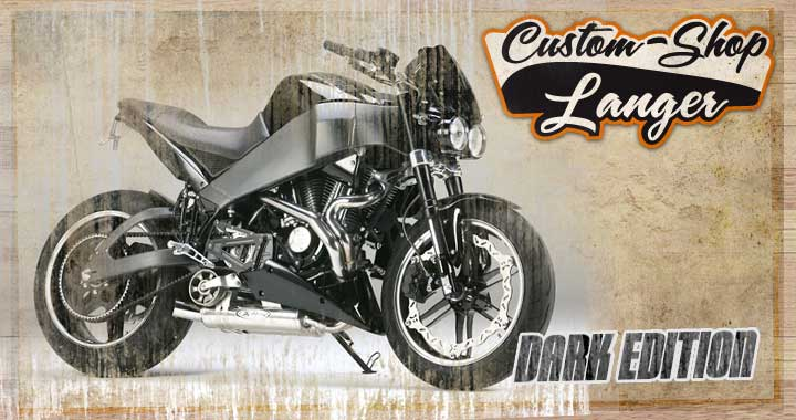 Custom Shop Langer Buell Dark Edition
