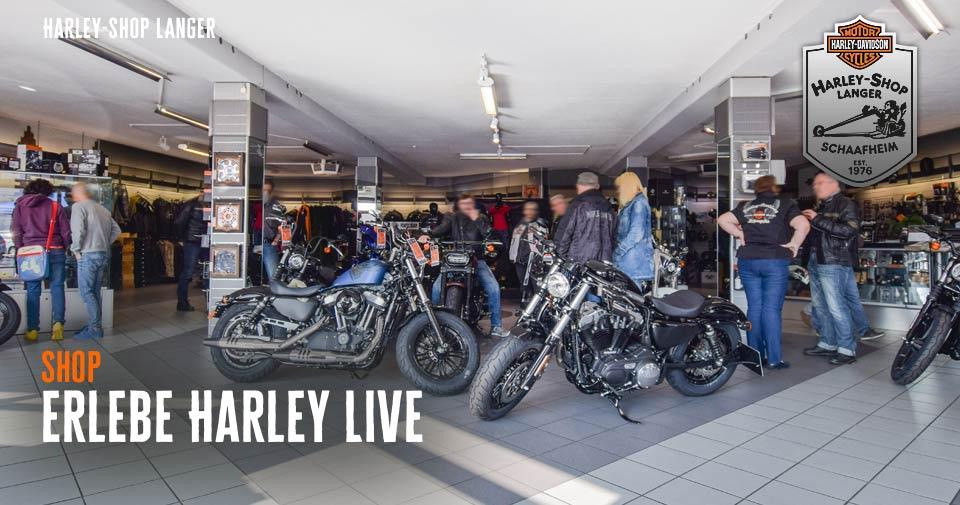 Harley Davidson Schaafheim