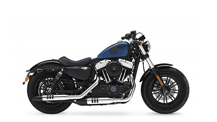 Harley-Davidson Sportster 115th Anniversary Forty-Eight 2018
