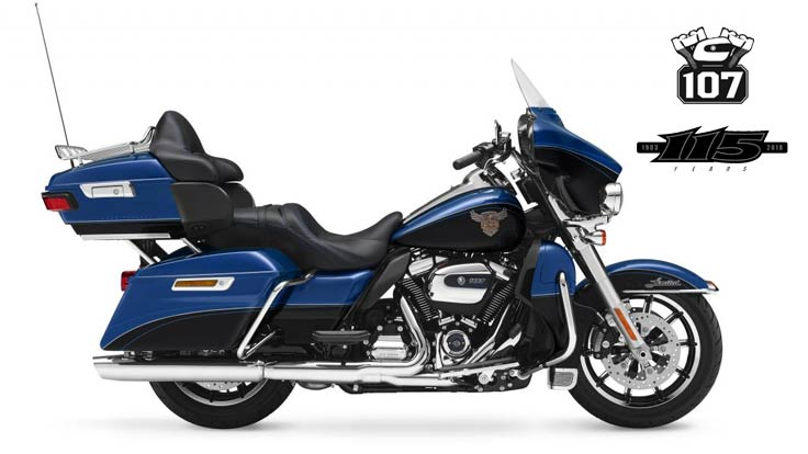 Harley-Davidson Touring Ultra Limited 2018