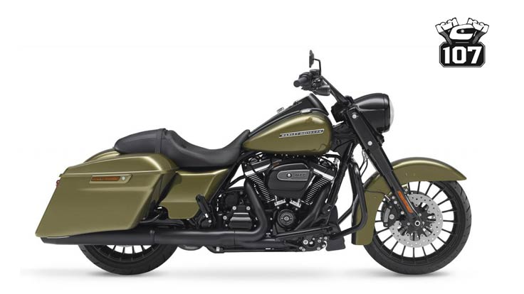 Harley-Davidson Touring Road King Special