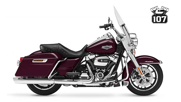 Harley-Davidson Touring Road King 2018