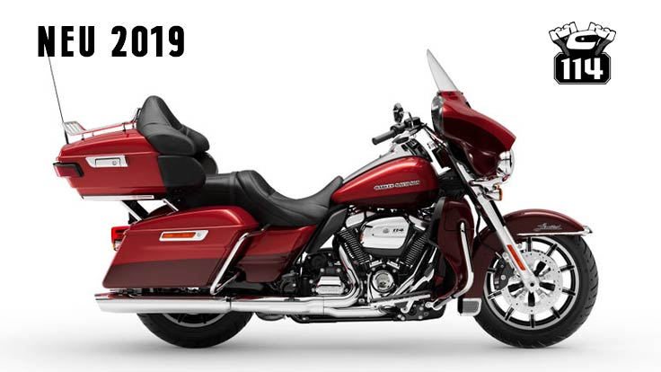 Touring Ultra Limited Low 2019