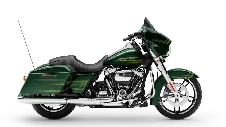 Touring Street Glide 2019
