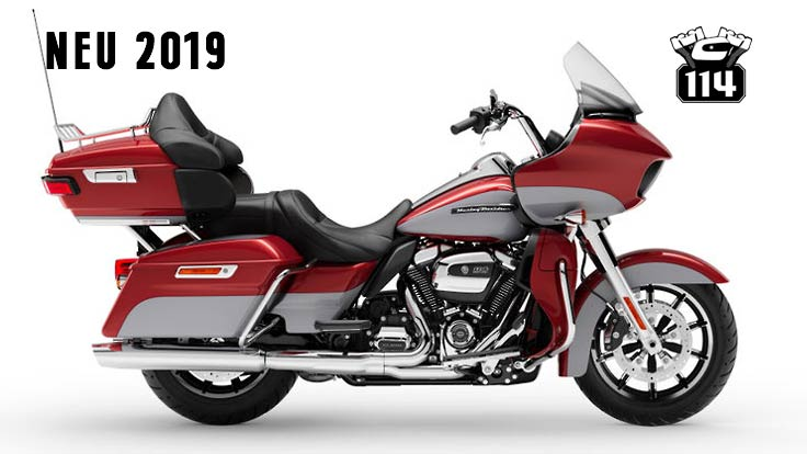 Touring Road Glide Ultra 2019