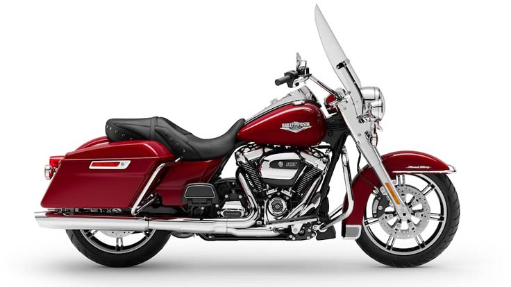 Harley-Davidson Touring Road King 2020