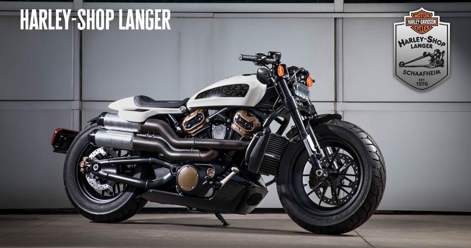 Original Harley-Davidson Ersatzeile | Harley-Shop Langer