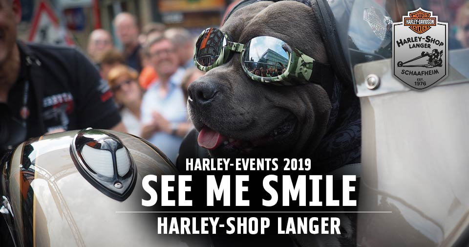 Harley-Davidson Events 2019