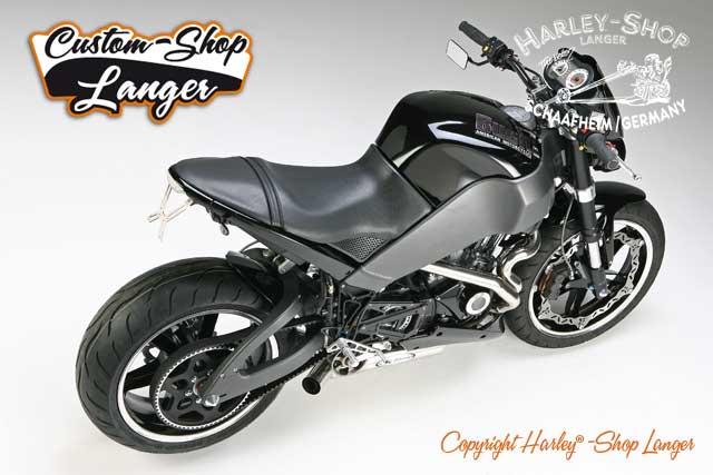 Buell XB12 Umbau Dark Edition Custombike