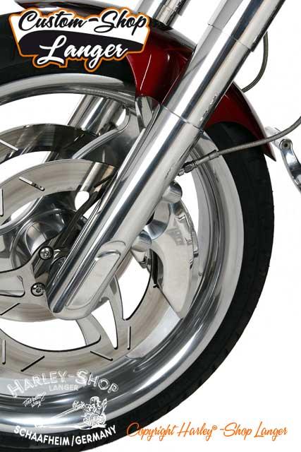 Softail Umabu Purity Custombike