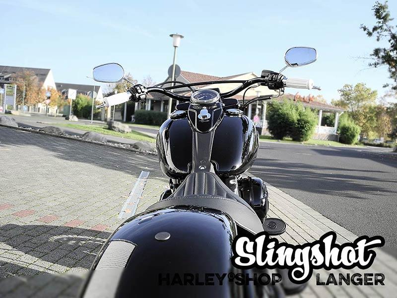Softail Slim Umbau Slingshot Custombike