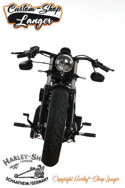 Sportster Forty-Eight Umbau Achtundvierzig Custombike