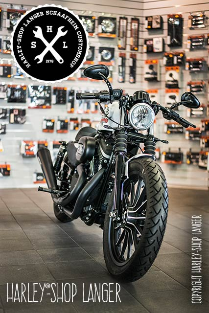 Sportster Umbau Vintage Iron Custombike