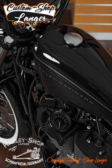 Nightster Umbau Oldschool Custombike