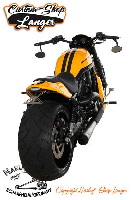 Night Rod Special Umbau Drag Racer Custombike