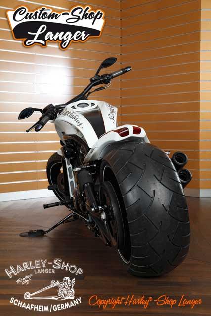 night rod special umbau engelsblut custombike custom shop von harley shop langer. Black Bedroom Furniture Sets. Home Design Ideas