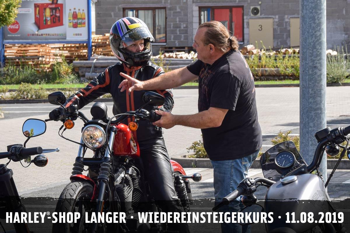 Harley-Shop Langer Wiedereinsteigerkurs 11. August 201903-wiedereinsteigerkurs-11-august-2019